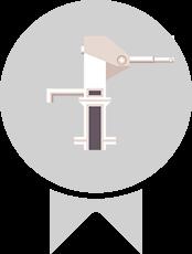 Pump badge